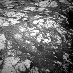 Nasa's Mars rover Curiosity acquired this image using its Right Navigation Camera on Sol 2793, at drive 1602, site number 80