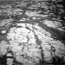 Nasa's Mars rover Curiosity acquired this image using its Right Navigation Camera on Sol 2793, at drive 1644, site number 80