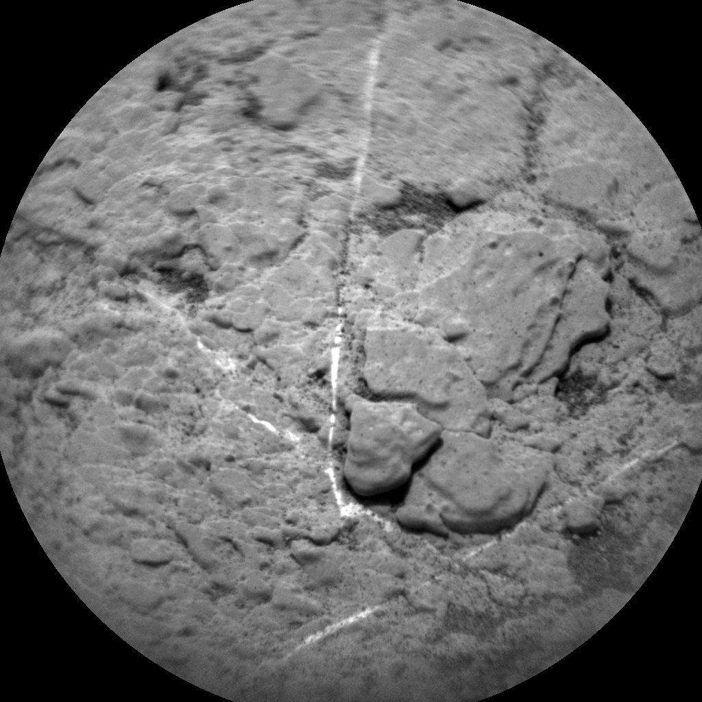 Nasa's Mars rover Curiosity acquired this image using its Chemistry & Camera (ChemCam) on Sol 2794, at drive 1708, site number 80