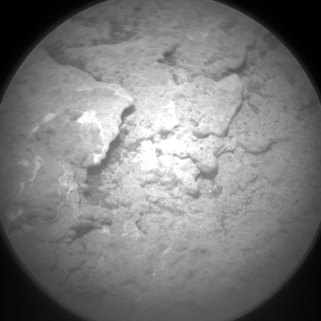 Nasa's Mars rover Curiosity acquired this image using its Chemistry & Camera (ChemCam) on Sol 2795, at drive 1708, site number 80