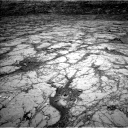 Nasa's Mars rover Curiosity acquired this image using its Left Navigation Camera on Sol 2795, at drive 1798, site number 80