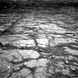 Nasa's Mars rover Curiosity acquired this image using its Left Navigation Camera on Sol 2795, at drive 1828, site number 80