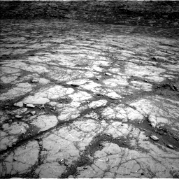 Nasa's Mars rover Curiosity acquired this image using its Left Navigation Camera on Sol 2795, at drive 1840, site number 80