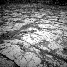 Nasa's Mars rover Curiosity acquired this image using its Left Navigation Camera on Sol 2795, at drive 1882, site number 80
