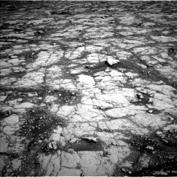 Nasa's Mars rover Curiosity acquired this image using its Left Navigation Camera on Sol 2795, at drive 1912, site number 80