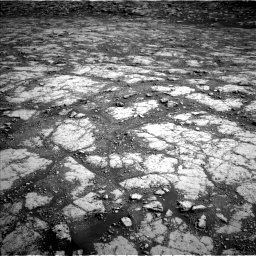 Nasa's Mars rover Curiosity acquired this image using its Left Navigation Camera on Sol 2795, at drive 1942, site number 80