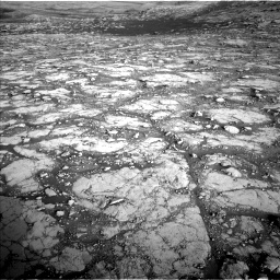 Nasa's Mars rover Curiosity acquired this image using its Left Navigation Camera on Sol 2795, at drive 2078, site number 80