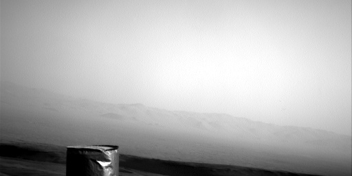 Nasa's Mars rover Curiosity acquired this image using its Right Navigation Camera on Sol 2795, at drive 1708, site number 80