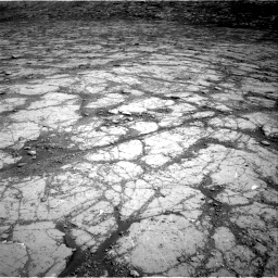 Nasa's Mars rover Curiosity acquired this image using its Right Navigation Camera on Sol 2795, at drive 1816, site number 80