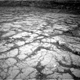 Nasa's Mars rover Curiosity acquired this image using its Right Navigation Camera on Sol 2795, at drive 1828, site number 80