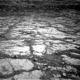 Nasa's Mars rover Curiosity acquired this image using its Right Navigation Camera on Sol 2795, at drive 1834, site number 80