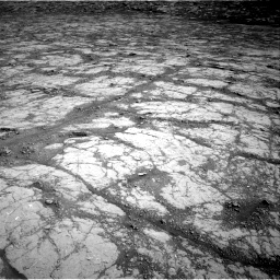 Nasa's Mars rover Curiosity acquired this image using its Right Navigation Camera on Sol 2795, at drive 1882, site number 80