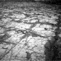 Nasa's Mars rover Curiosity acquired this image using its Right Navigation Camera on Sol 2795, at drive 1906, site number 80