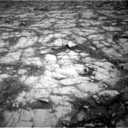 Nasa's Mars rover Curiosity acquired this image using its Right Navigation Camera on Sol 2795, at drive 1912, site number 80