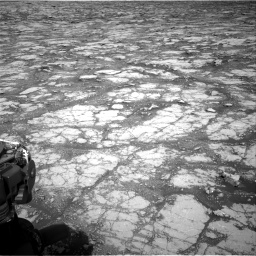 Nasa's Mars rover Curiosity acquired this image using its Right Navigation Camera on Sol 2795, at drive 1924, site number 80