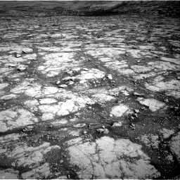 Nasa's Mars rover Curiosity acquired this image using its Right Navigation Camera on Sol 2795, at drive 1948, site number 80