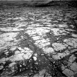 Nasa's Mars rover Curiosity acquired this image using its Right Navigation Camera on Sol 2795, at drive 1960, site number 80