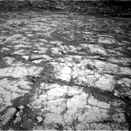 Nasa's Mars rover Curiosity acquired this image using its Right Navigation Camera on Sol 2795, at drive 1966, site number 80