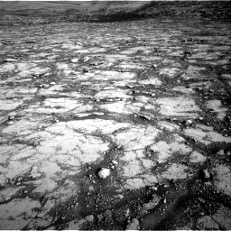 Nasa's Mars rover Curiosity acquired this image using its Right Navigation Camera on Sol 2795, at drive 1994, site number 80