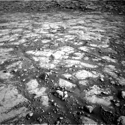 Nasa's Mars rover Curiosity acquired this image using its Right Navigation Camera on Sol 2795, at drive 2006, site number 80