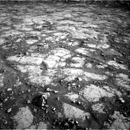 Nasa's Mars rover Curiosity acquired this image using its Right Navigation Camera on Sol 2795, at drive 2012, site number 80
