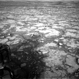 Nasa's Mars rover Curiosity acquired this image using its Right Navigation Camera on Sol 2795, at drive 2060, site number 80