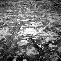 Nasa's Mars rover Curiosity acquired this image using its Right Navigation Camera on Sol 2795, at drive 2102, site number 80