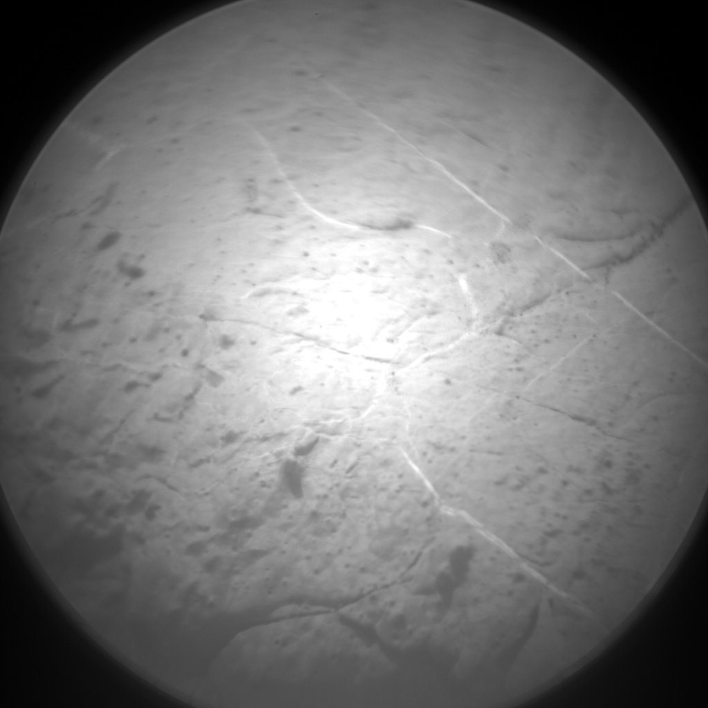 Nasa's Mars rover Curiosity acquired this image using its Chemistry & Camera (ChemCam) on Sol 2797, at drive 2136, site number 80