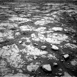 Nasa's Mars rover Curiosity acquired this image using its Right Navigation Camera on Sol 2797, at drive 2148, site number 80