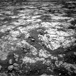 Nasa's Mars rover Curiosity acquired this image using its Right Navigation Camera on Sol 2797, at drive 2166, site number 80