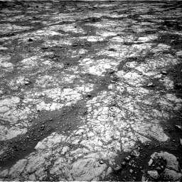 Nasa's Mars rover Curiosity acquired this image using its Right Navigation Camera on Sol 2797, at drive 2178, site number 80