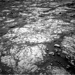 Nasa's Mars rover Curiosity acquired this image using its Right Navigation Camera on Sol 2797, at drive 2202, site number 80