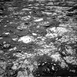 Nasa's Mars rover Curiosity acquired this image using its Right Navigation Camera on Sol 2797, at drive 2214, site number 80