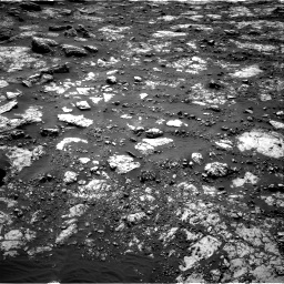 Nasa's Mars rover Curiosity acquired this image using its Right Navigation Camera on Sol 2797, at drive 2226, site number 80