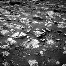 Nasa's Mars rover Curiosity acquired this image using its Right Navigation Camera on Sol 2797, at drive 2256, site number 80