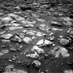 Nasa's Mars rover Curiosity acquired this image using its Right Navigation Camera on Sol 2797, at drive 2262, site number 80