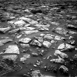 Nasa's Mars rover Curiosity acquired this image using its Right Navigation Camera on Sol 2797, at drive 2268, site number 80