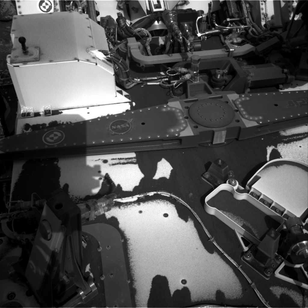 Nasa's Mars rover Curiosity acquired this image using its Right Navigation Camera on Sol 2798, at drive 2388, site number 80