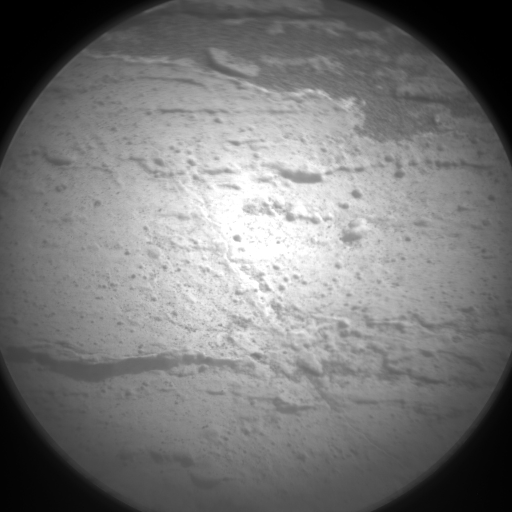 Nasa's Mars rover Curiosity acquired this image using its Chemistry & Camera (ChemCam) on Sol 2801, at drive 0, site number 81
