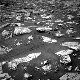 Nasa's Mars rover Curiosity acquired this image using its Right Navigation Camera on Sol 2802, at drive 60, site number 81