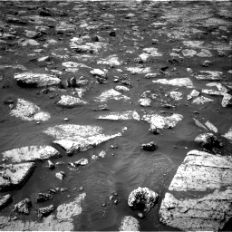 Nasa's Mars rover Curiosity acquired this image using its Right Navigation Camera on Sol 2802, at drive 72, site number 81