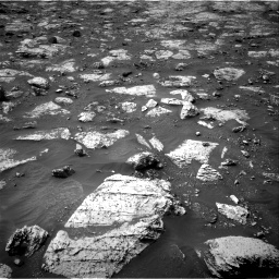 Nasa's Mars rover Curiosity acquired this image using its Right Navigation Camera on Sol 2802, at drive 78, site number 81
