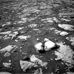 Nasa's Mars rover Curiosity acquired this image using its Right Navigation Camera on Sol 2802, at drive 90, site number 81