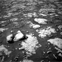 Nasa's Mars rover Curiosity acquired this image using its Right Navigation Camera on Sol 2802, at drive 96, site number 81