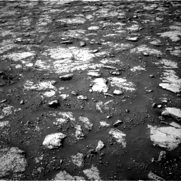 Nasa's Mars rover Curiosity acquired this image using its Right Navigation Camera on Sol 2802, at drive 132, site number 81
