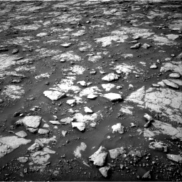 Nasa's Mars rover Curiosity acquired this image using its Right Navigation Camera on Sol 2802, at drive 144, site number 81