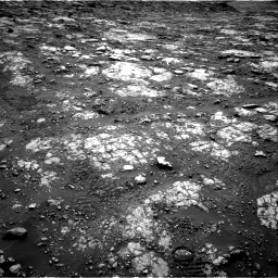 Nasa's Mars rover Curiosity acquired this image using its Right Navigation Camera on Sol 2802, at drive 198, site number 81