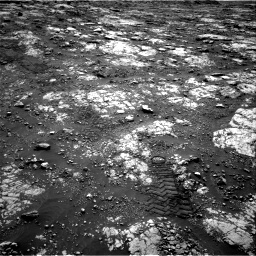 Nasa's Mars rover Curiosity acquired this image using its Right Navigation Camera on Sol 2802, at drive 204, site number 81