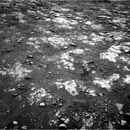 Nasa's Mars rover Curiosity acquired this image using its Right Navigation Camera on Sol 2802, at drive 210, site number 81
