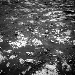 Nasa's Mars rover Curiosity acquired this image using its Right Navigation Camera on Sol 2802, at drive 228, site number 81